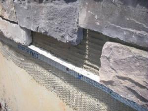 Precast Stone Amp Water Damages